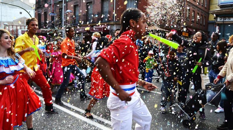 Carnaval na Espanha 2019