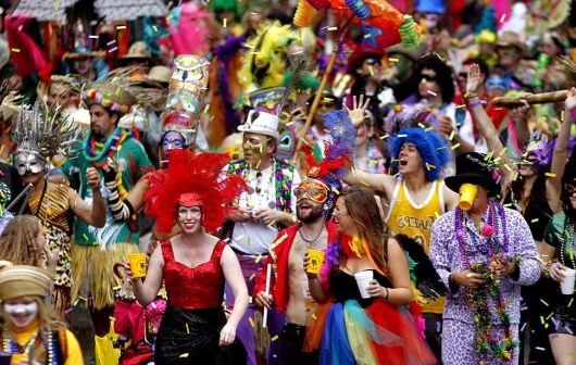 Carnaval New Orleans 2019