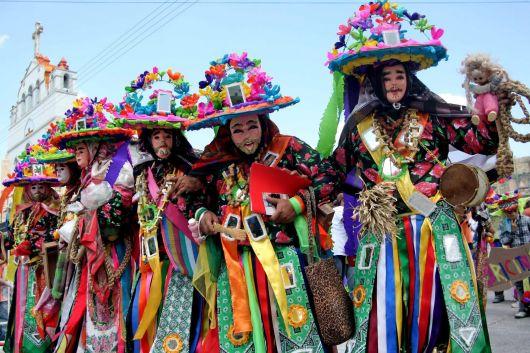 Carnaval no México 2019