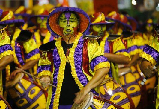 Carnaval no Uruguai 2019