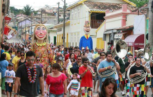 Carnaval São Luiz do Paraitinga 2020