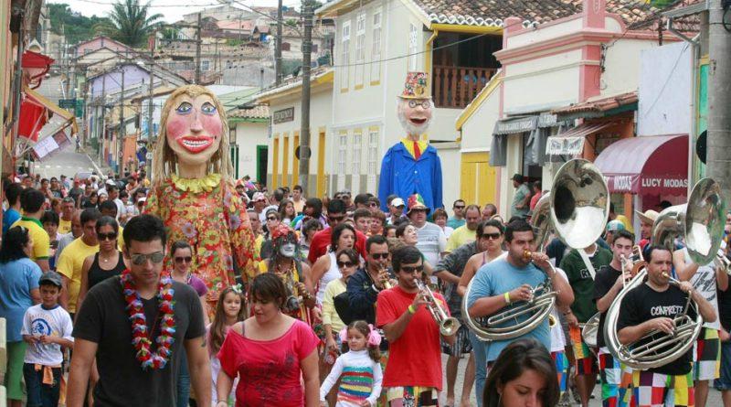 Carnaval São Luiz do Paraitinga 2019
