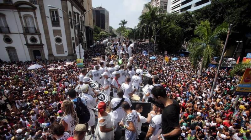 Blocos de Carnaval 2019 RJ
