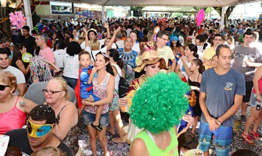 Carnaval de Rua em Foz do Iguaçu