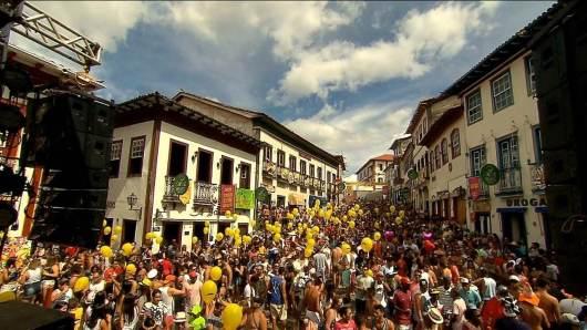 Carnaval Minas Gerais 2019