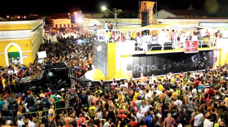 Carnaval no Nordeste 2019