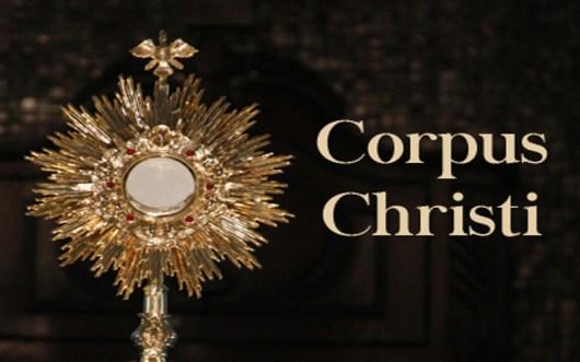 5 lugares para acompanhar a procissão de Corpus Christi