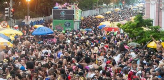 Carnaval no Brasil 2020