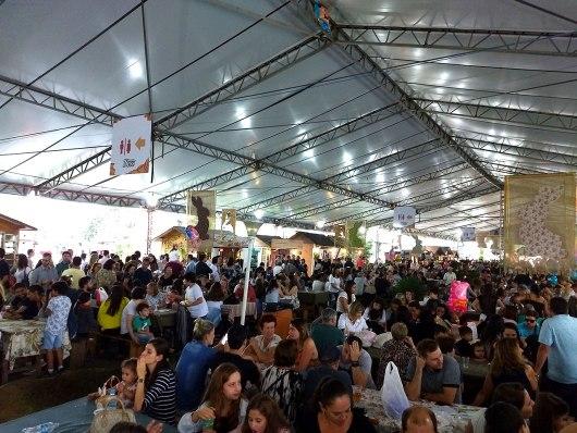 Pavilhão da Osterfest 2019
