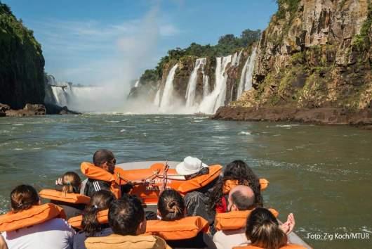 Pacotes Férias de Julho Foz do Iguaçu - Foto: Zig Koch/MTUR