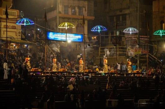 Dashashwamedh em Varanasi