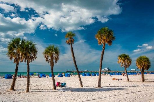 Praia de Clearwater