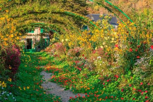 Giverny Garden - Normandia