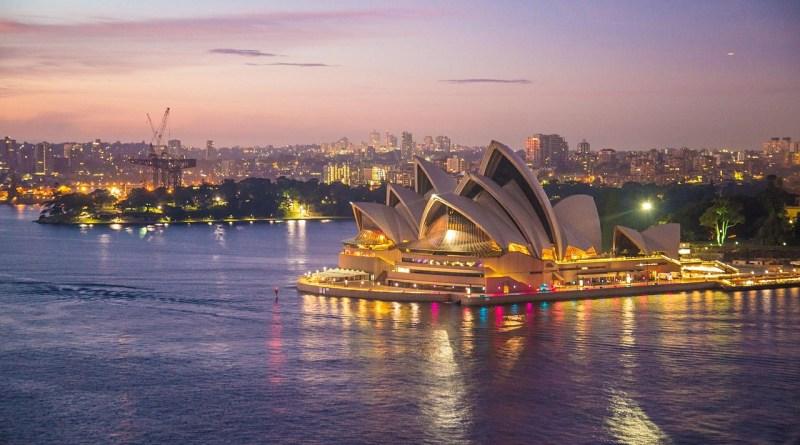 Pacote de viagem Austrália