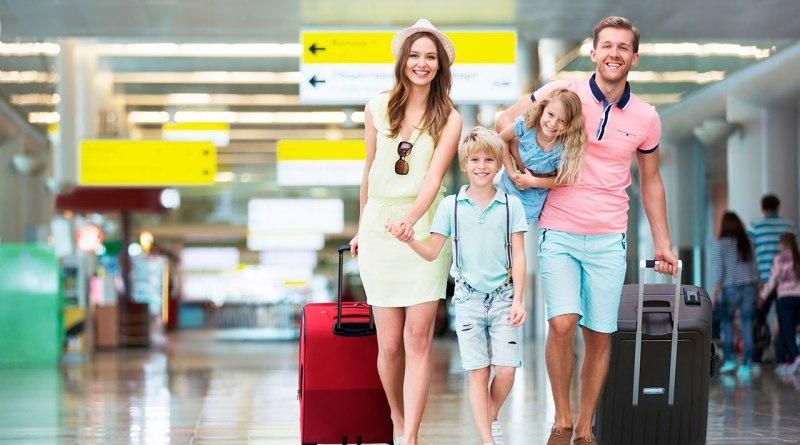 Viagem em família em Miami