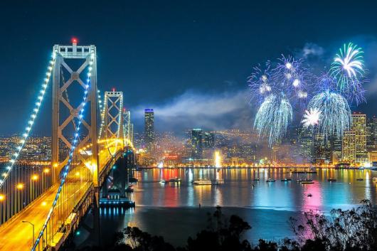 Réveillon San Francisco 2020