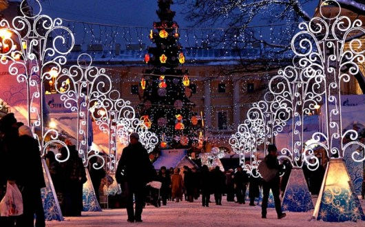 Réveillon São Petersburgo 2020