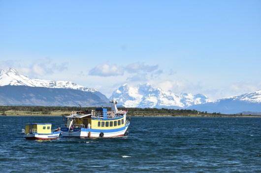 Puerto Natales Patagônia Chilena