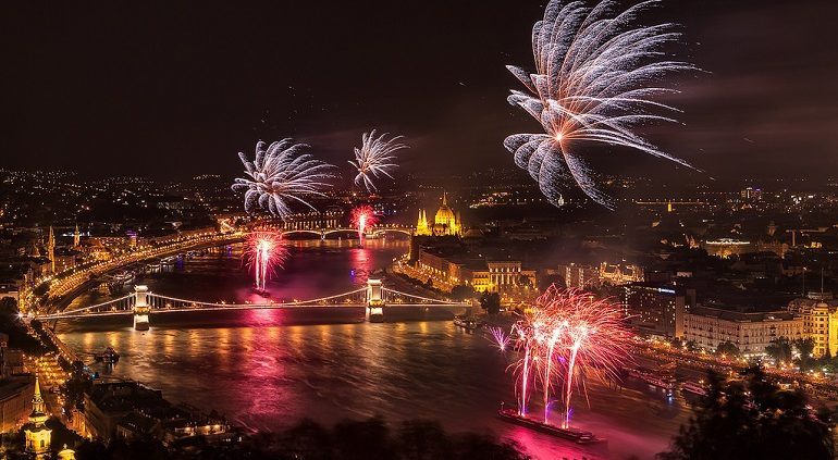 Réveillon Budapeste 2020