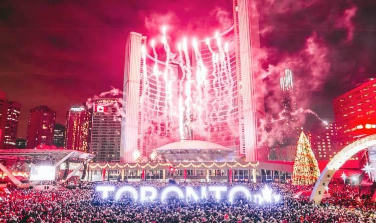 Réveillon Toronto 2020