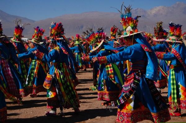 opções culturais no Chile