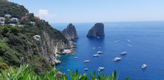 Faraglionis de Capri
