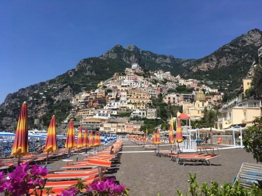Viagem a Costa Amalfitana