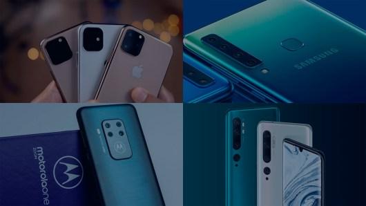 Aparelhos smartphones ajudam a realizar ligações e identificar o DDD