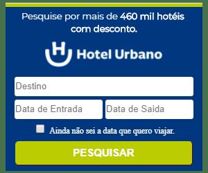 Pacotes Hotel Urbano