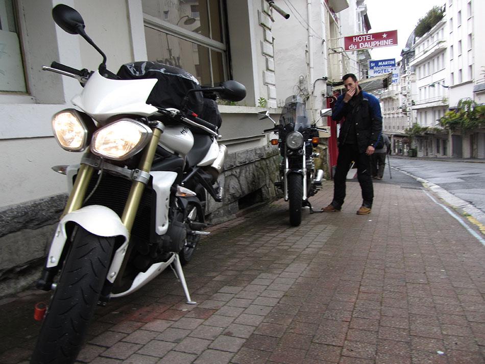 Comprar de una moto de segunda mano - compra moto