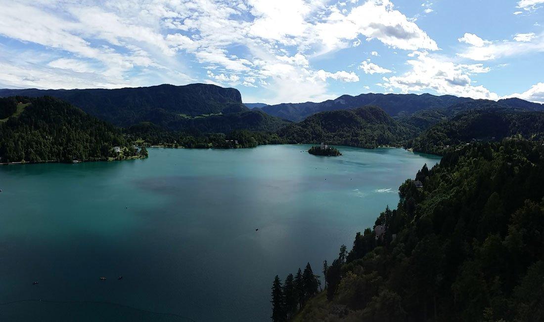 Lago de Bled, Eslovenia