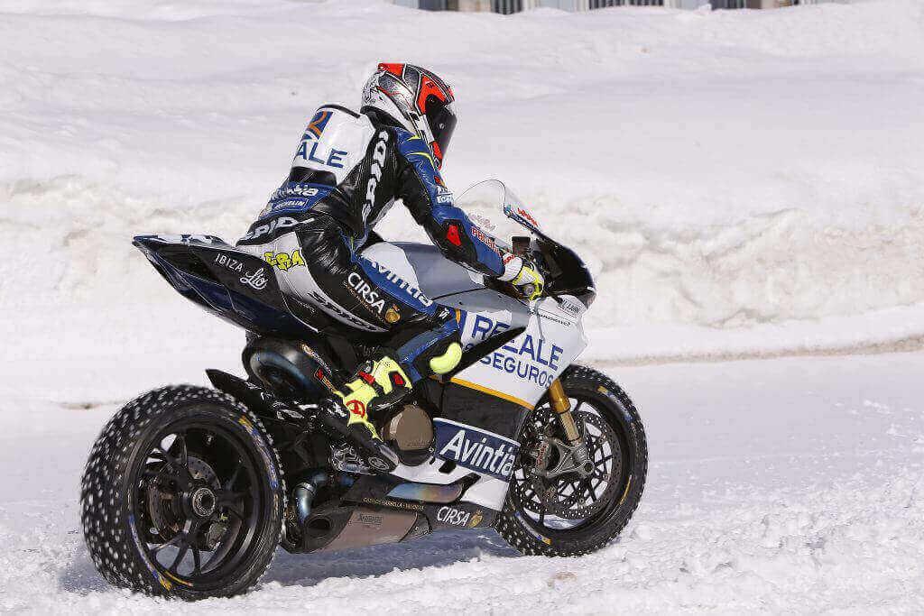 Equipo de Moto GP Reale Avintia Racing