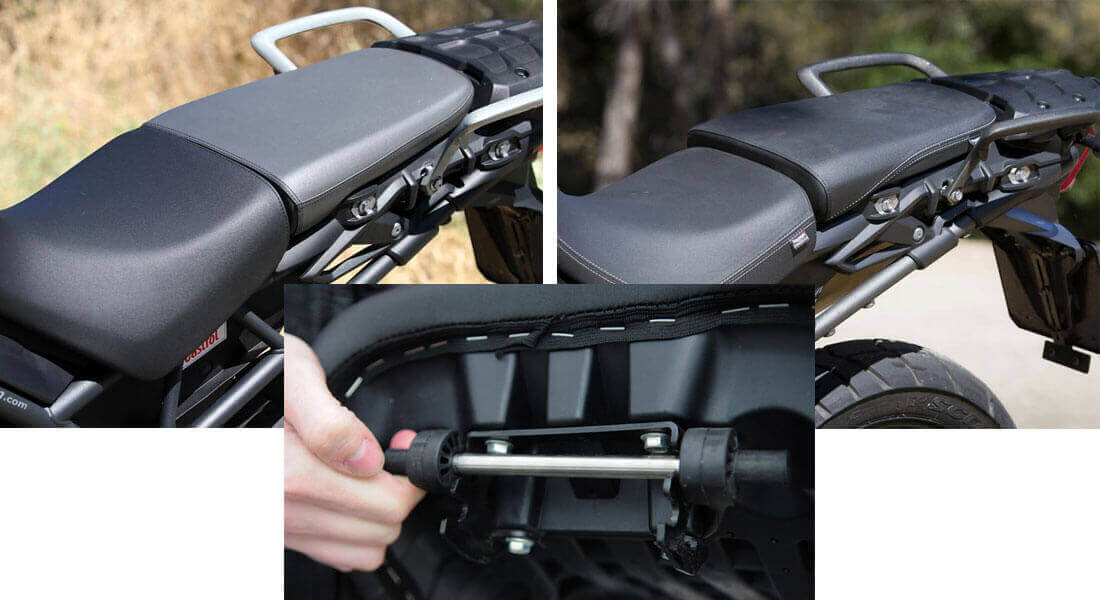 asiento regulable tiger 800