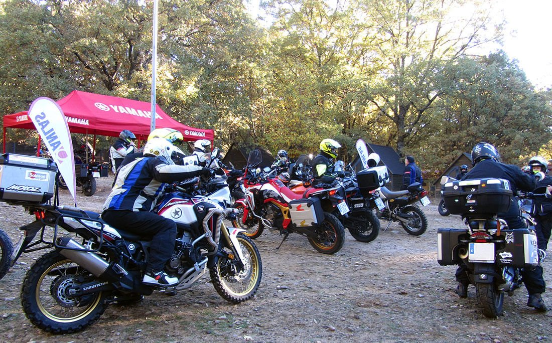 maxi trail preparados