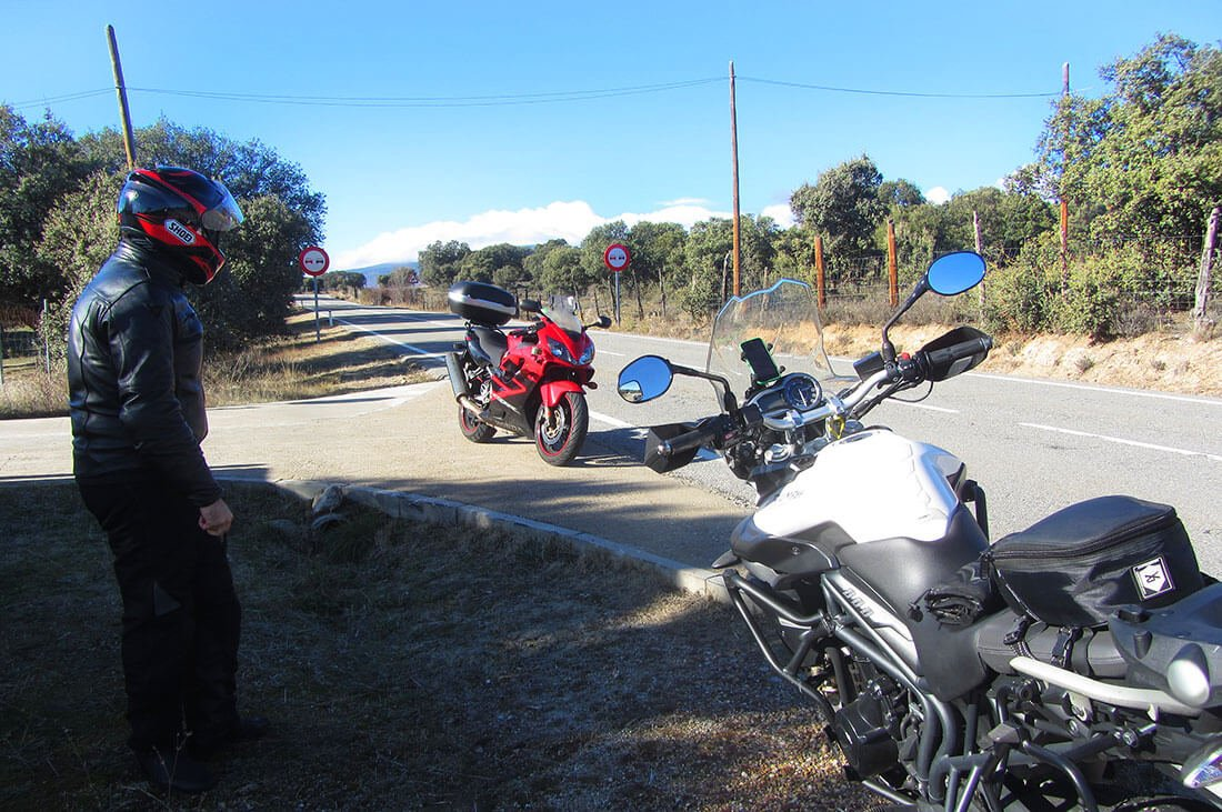 Frío en moto - VEM