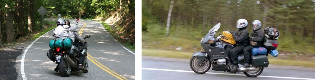 Dos BMW de turismo al viejo estilo