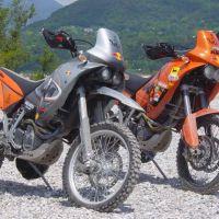 KTM 640 Adventure - Parte II