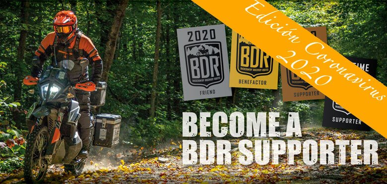 Ride BDR: BackCountry Discovery Routes Documentary Films, Edición Coronavirus 2020