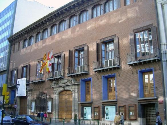 Паласіо де Састаго в Сарагосі