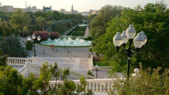 Парк Прімо де Рівера в Сарагосі