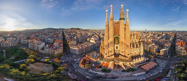 Собор Святого Сімейства (La Sagrada Familia), Барселона