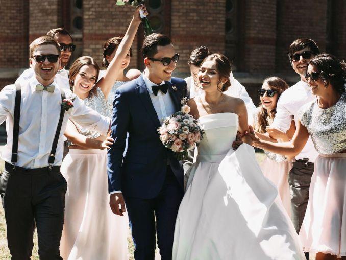 Весілля в Іспанії