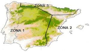 климат Испании