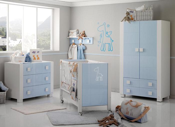 детская мебель из Испании