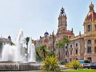 Валенсия – город сказка