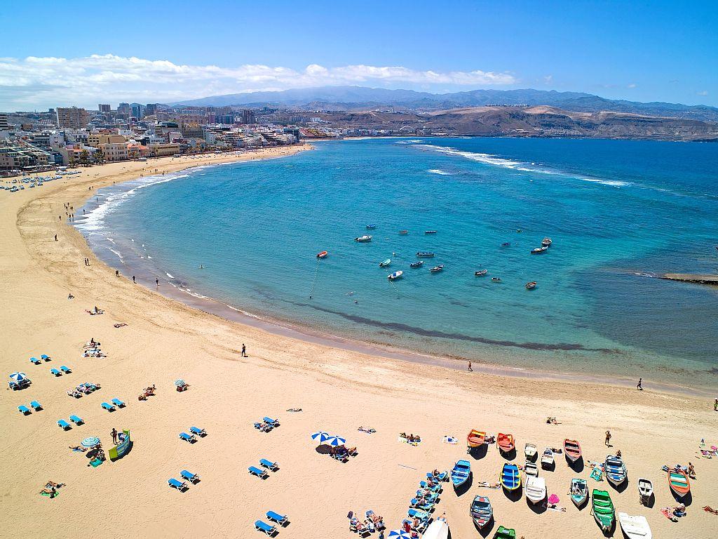 Playa-las-canteras