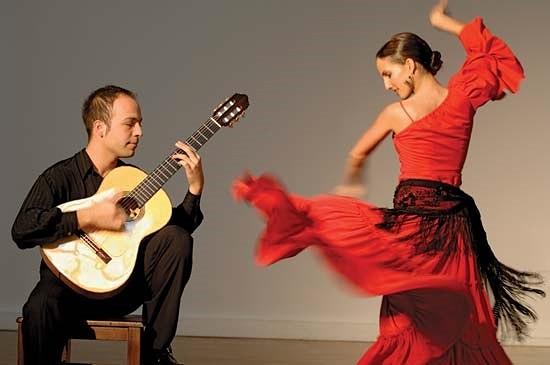 гитара в фламенко