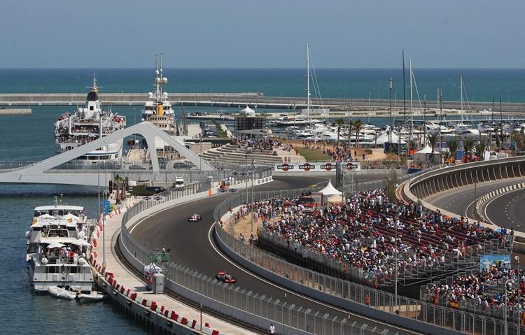 Формула 1 в Валенсии