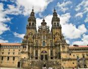 Сантьяго-де-Компостела-catedral
