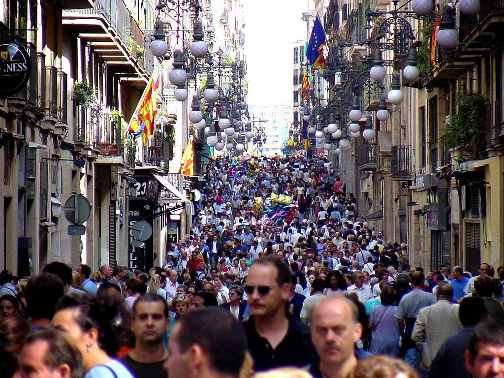 Население Испании на 2017 год